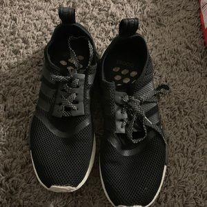 Black Adidas NMDs